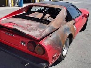 Ferrari Listrik yang Pertama