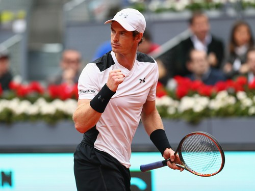 Kalahkan Nadal, Murray Maju ke Final