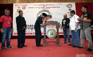 Jambore Nasional CBR di Kota Padang
