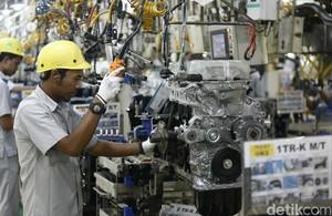 Melihat Pabrik PT Toyota Motor Manufacturing Indonesia