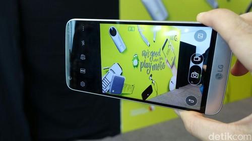 LG Siapkan Ponsel Seri X5