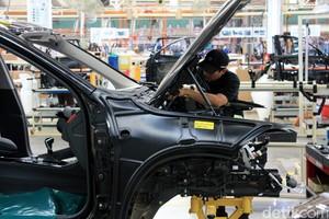 Bertandang ke Pabrik Perakitan Mobil BMW di Sunter