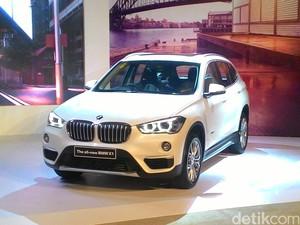 BMW X1 Generasi Terbaru Dibanderol Mulai Rp 619 Jutaan