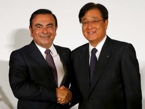Nissan Diuntungkan dengan Nama Mitsubishi yang Besar di Asia