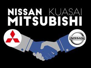 Aliansi Senyap Nissan-Mitsubishi