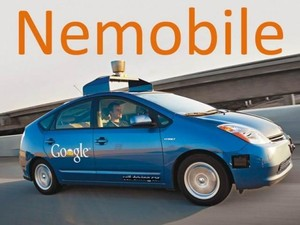 Nemobile Jadi Nama Resmi Mobil Otonom?