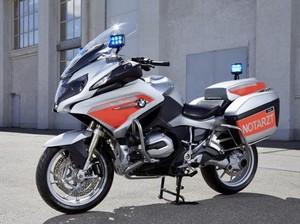BMW R1200RT Jadi Motor Tim Medis Darurat
