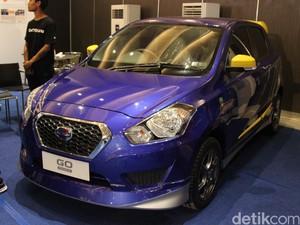 Datsun GO Bakal Punya Kapasitas Mesin Lebih Kecil?