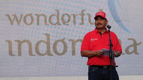 Menpar Ingin Sektor Pariwisata Jadi Core Business Indonesia