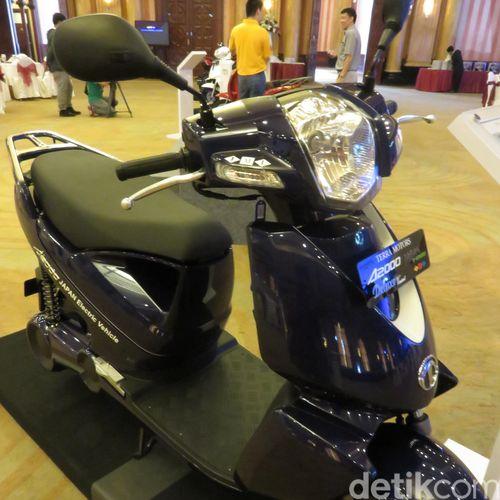 Ini Spesifikasi Motor Listrik Terra A2000