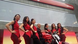 Garansindo Targetkan 12 Diler Ducati di Indonesia Tahun 2019