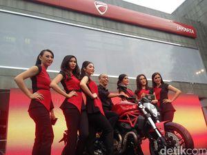 Punya Diler Ducati Terbesar Dunia, Garansindo Harap Selaras dengan Penjualan