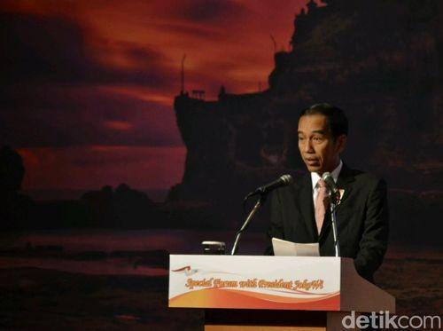 Jokowi: Kami Bangun Infrastruktur Terbesar Sepanjang Sejarah