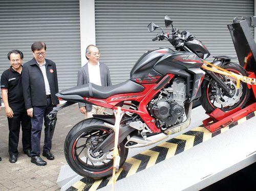 Hingga Mei 2016, Honda Sudah Jual 100 Moge