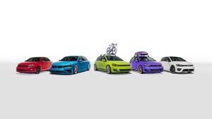 Rayakan Musim Panas, Volkswagen Hadirkan Lima Mobil Kustom