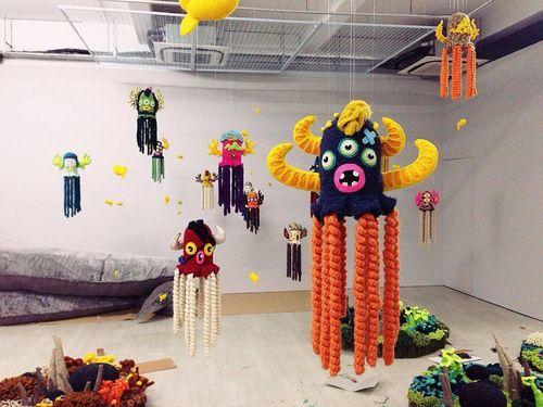 Eksibisi Ramah bagi Anak-anak Imaginarium Terinspirasi dari Laut