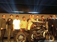 Ini Spesifikasi Si Cantik Ducati XDiavel Bergaya Cruiser