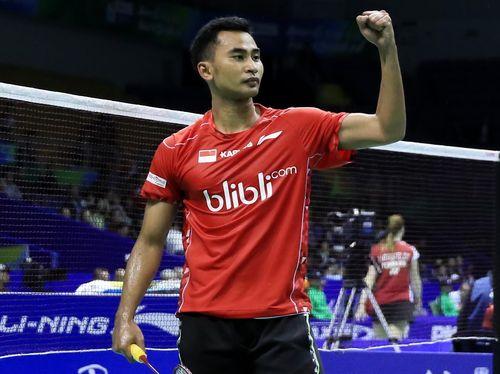 Ini Susunan Tim Thomas Indonesia vs Denmark