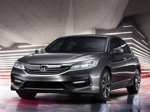 Versi Penyegaran Honda Accord Debut di Asia
