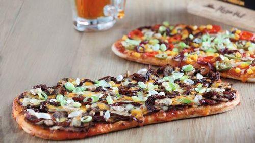 Pizza Hut Inggris Ciptakan Pizza dengan Campuran Bir