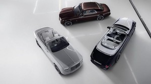 Produksi Rolls-Royce Phantom Diakhiri dengan Model Zenith Collection