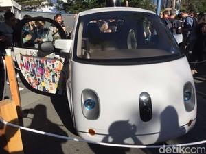 Google Belum Berniat Perpanjang Kerja Sama dengan FCA untuk Mobil Otonom