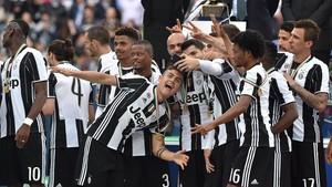 Juventus Masih Terlalu Tangguh untuk Serie A