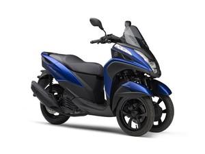 Yamaha Kenalkan Tricity Bermesin 155 cc Blue Core