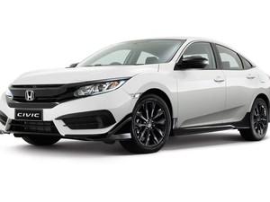 Paket Black Pack untuk Honda Civic yang Lebih Sporty