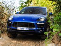 Bertualang Hingga ke Pelosok Kamboja Bersama Porsche Macan