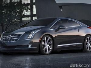 Penjualan Anjlok, GM Hentikan Produksi Mobil Cantik ELR