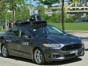 Uber Mulai Uji Mobil Otonom