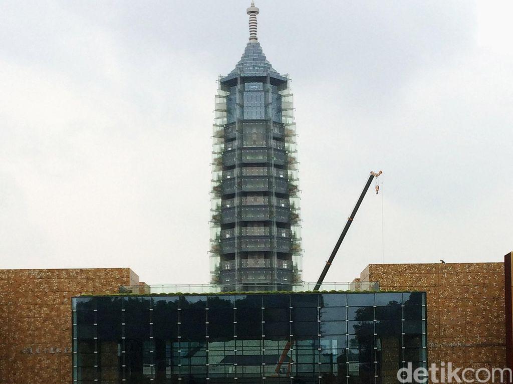 Pagoda yang Jadi Saksi Bisu Pemberontakan Taiping