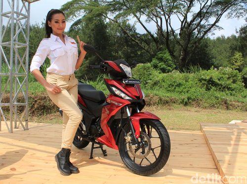 Honda Luncurkan Supra GTR150, Si Pelahap Segala Medan