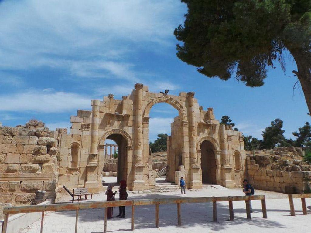 Kota Kuno Jerash, Pompeii dari Timur Tengah