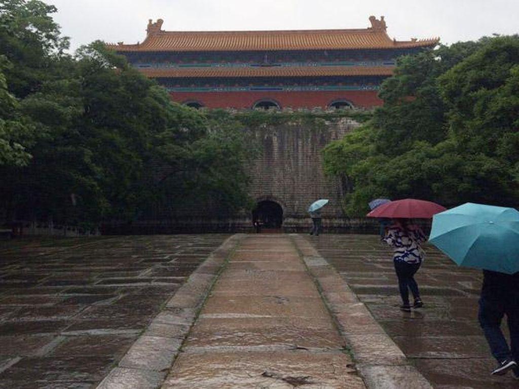 Menengok Mausoleum Pendiri Dinasti Ming di Nanjing