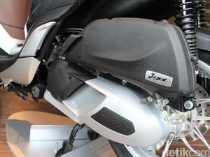 Teknologi Mesin i-get Bikin Motor Vespa dan Piaggio Lebih Hijau