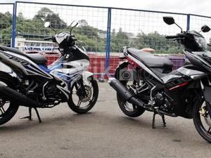 Yamaha: Di Jakarta Bebek Kendor Jualannya