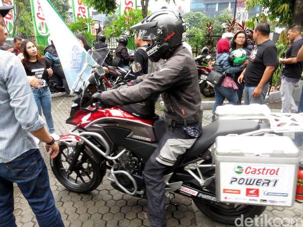 Mario Iroth Berkelana Selandia Baru-Jakarta
