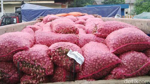 Impor Bawang Merah 2.500 Ton, Equityworld Futures