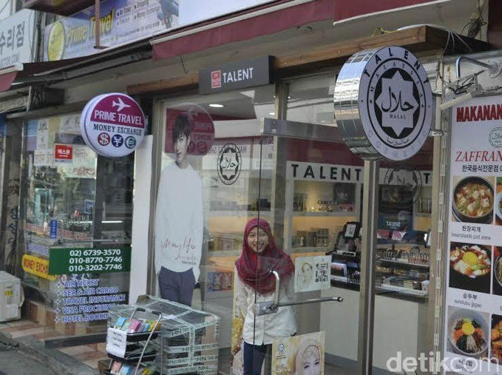 Aneka Restoran Halal di Seoul
