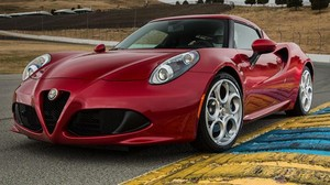 Inikah Penerus Alfa Romeo 4C?