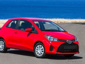 Toyota Recall 3.100 Unit Yaris