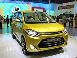 Sistem Kredit Buat Penjualan Mobil Daihatsu Terus Naik