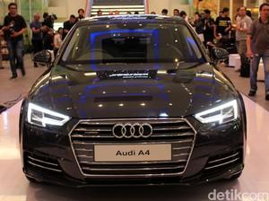 Sssst! Audi Masih Siapkan Satu Produk Baru Tahun Ini