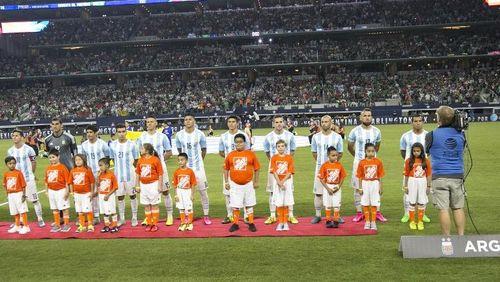 Argentina vs Chile: Bukan Laga Balas Dendam untuk Tim Tango