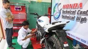 Honda: Anak SMK Sudah Canggih-canggih