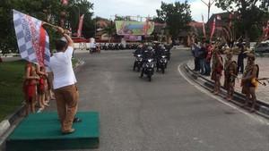 All New Supra GTR150 Siap Taklukan Kalimantan-Sulawesi