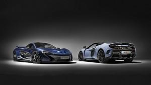 McLaren Kembangkan Hypercar Bertenaga Listrik