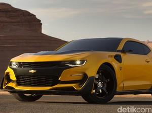 Chevrolet Bumblebee Hadir Kembali di Film Transformers Terbaru